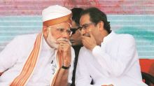 Shiv Sena takes dig at PM Modi: Claps, thalis and lights, like this we will lose COVID-19 war