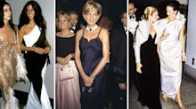30 Glamorous Throwback Photos From the Met Gala