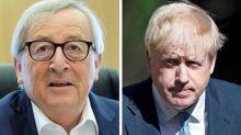 """Johnson avisa de que habrá """"Brexit duro"""" si la UE no negocia y elimina la 'salvaguarda' irlandesa"""