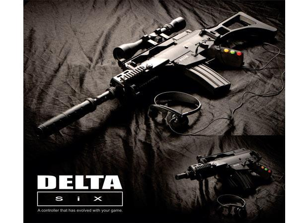 Delta Six controller brings fragging to life, worries your friends