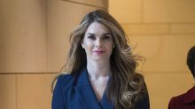 Former Trump aide Hope Hicks to work at Fox company
