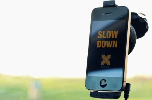 Slow Down app slows down your tunes until you slow down your car (video)