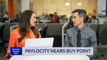 Paylocity Nears Buy Point