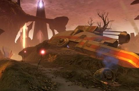 Star Wars: The Old Republic frees up the names on unused free-to-play characters