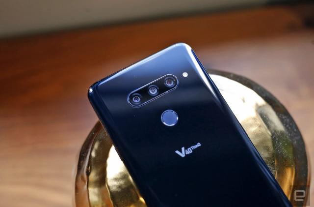 LG still bullish on mobile even though it keeps losing money