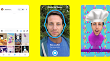 Snapchat Cameos edit your face into videos
