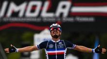 Mondiaux de cyclisme: le maillot arc-en-ciel pour Julian Alaphilippe