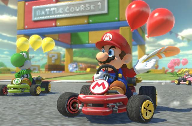 'Mario Kart' Hot Wheels cars arrive next summer