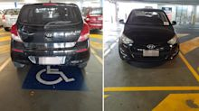 'Self-entitled': P-plater's disturbing act after parking in disabled spot