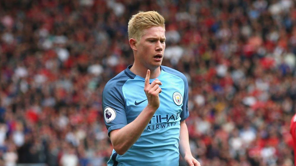 Manchester City, De Bruyne se moque des critiques
