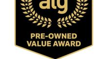 Subaru, Jaguar Capture Overall Brand Honors in 3rd Annual ALG Pre-Owned Value Awards