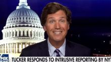NY Times Denies Tucker Carlson's Claim Paper Will 'Expose' Where He Lives