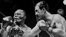 Rocky Marciano's son says his father's record should not be toppled by Floyd Mayweather's 'exhibition match'