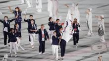 東京奧運正式登場!默劇表演掀起典禮高潮,大坂直美點燃奧運聖火