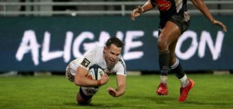 Holmes' Toulouse 'unafraid' before top of table La Rochelle trip