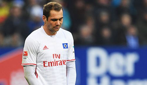 Bundesliga: Lasogga-Krise: Verfahren in Hamburg