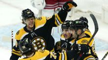 Bruins beat Rangers 4-0 for 5th victory in 6 games