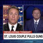 Gun waving St. Louis lawyer calls protests 'terrorism'