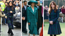 20 times Meghan and Kate were twinning with Princess Diana