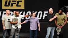 Daniel Cormier vs. Jon Jones rematch announced for July during tension-filled news conference