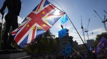 """""""Nuovo voto su Brexit"""", corteo a Londra"""