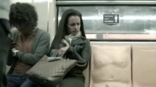 Mexico City Metro installs 'for men only' penis seat as part of awareness campaign