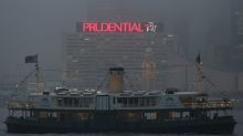 Prudential Financial posts profit gain on rising markets
