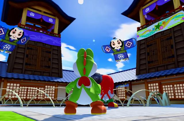 'Mario and Sonic at the Olympic Games' will feature three 'Dream Events'