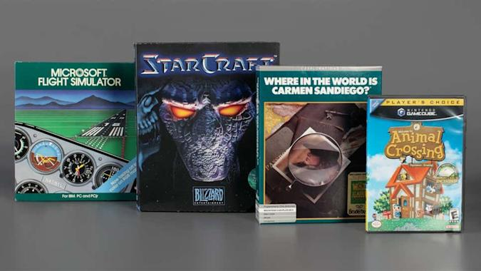 World Video Game Hall of Fame 2021 inductees