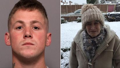 Burglar who raped and murdered pensioner is jailed
