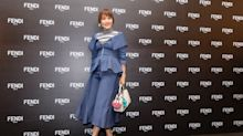 Zoe Tay, Rebecca Lim, Fann Wong and Jeanette Aw strut out at Fendi store opening