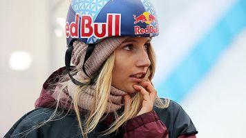 Snowboard: Anna Gasser in Laax erneut verletzt