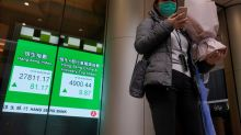 Asian shares rebound from initial losses on virus count