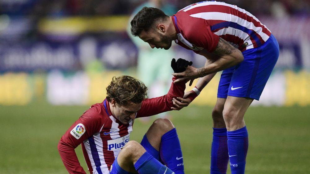 """Atlético Madrid, Saul : """"Griezmann est important mais le plus important c'est le club"""""""