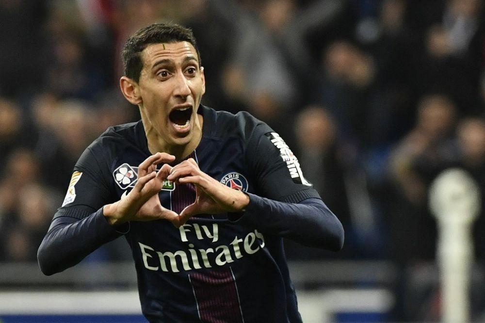 Monaco-PSG: Di Maria magique... les notes des Parisiens