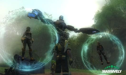Earthrise killing subscriptions, going free-to-play in 2012
