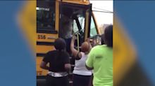 Women Caught on Camera Attacking School Bus Driver Have Been Charged