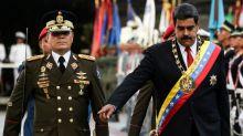 Maduro acusa a EEUU de promover una conspiración militar