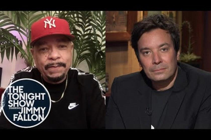 Ice-T says father-in-law's COVID-19 fight should scare everyone into wearing a mask