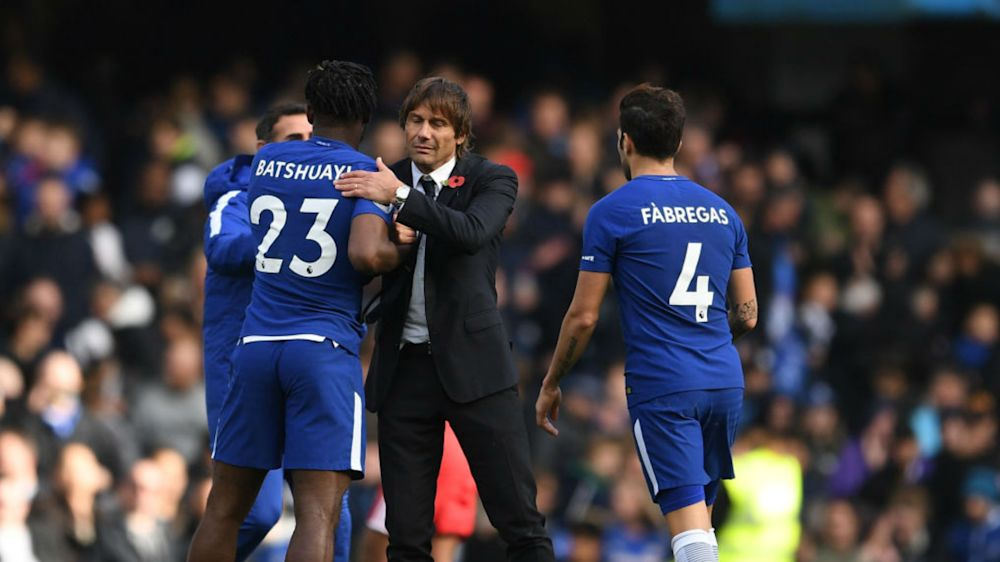 Conte will 'never' fear the Chelsea sack