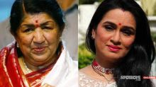 Lata Mangeshkar's Niece Padmini Kolhapure Visits Her In Hospital; Says, 'The World Is Praying For Her'- EXCLUSIVE
