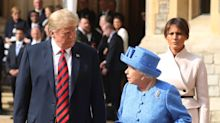 The Queen's Official Statement to Donald Trump About the California Wildfires Is a Must-Read