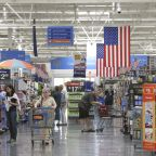 Walmart makes a huge change to its stores because of the coronavirus pandemic