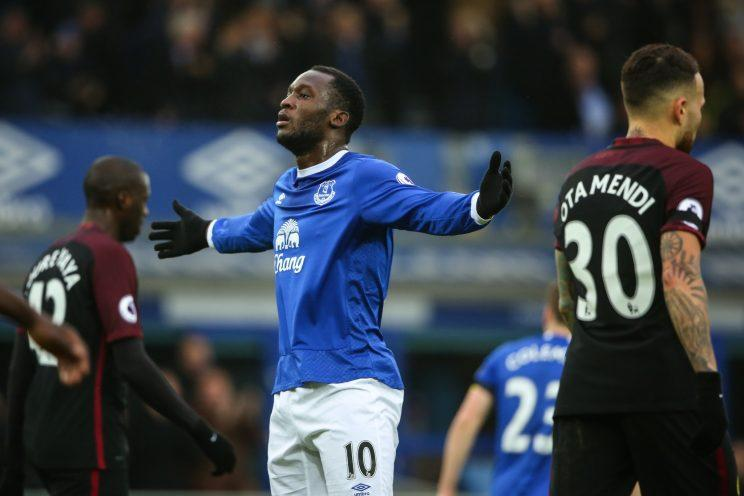 Premier League Everton Thrash Manchester City To Open Door For United