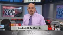 Cramer: Use the sell-off to start 'nibbling' at stocks of...