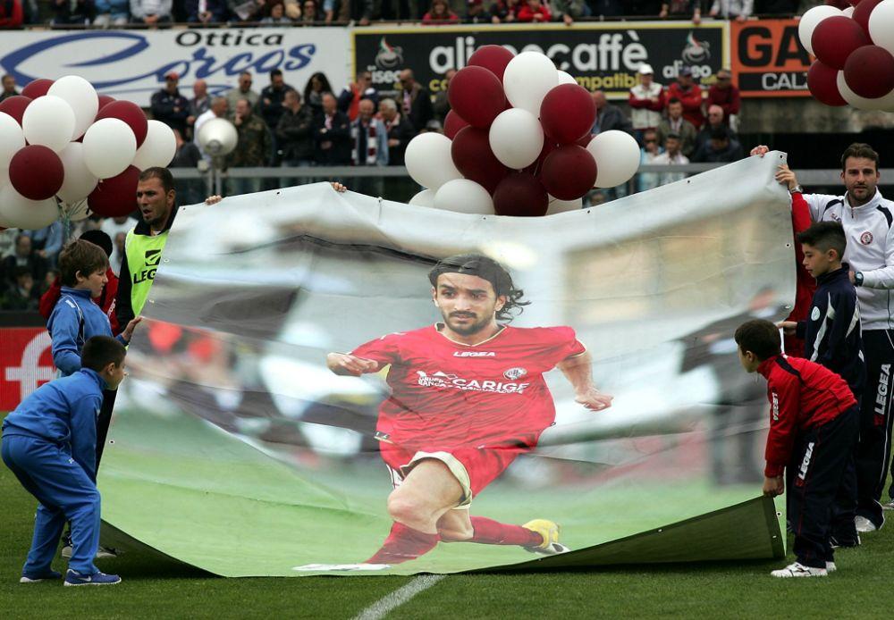 14 aprile 2012: 5 anni senza Morosini, il calcio lo ricorda