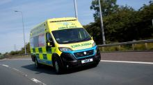 UK's first all-electric emergency ambulance launched to cut carbon emissions