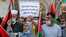 La apertura del Golfo Pérsico a Israel pone a los palestinos en una encrucijada