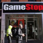 GameStop stocks are soaring after its CEO announced his departure. See how the company went from retail giant to gaming dinosaur.