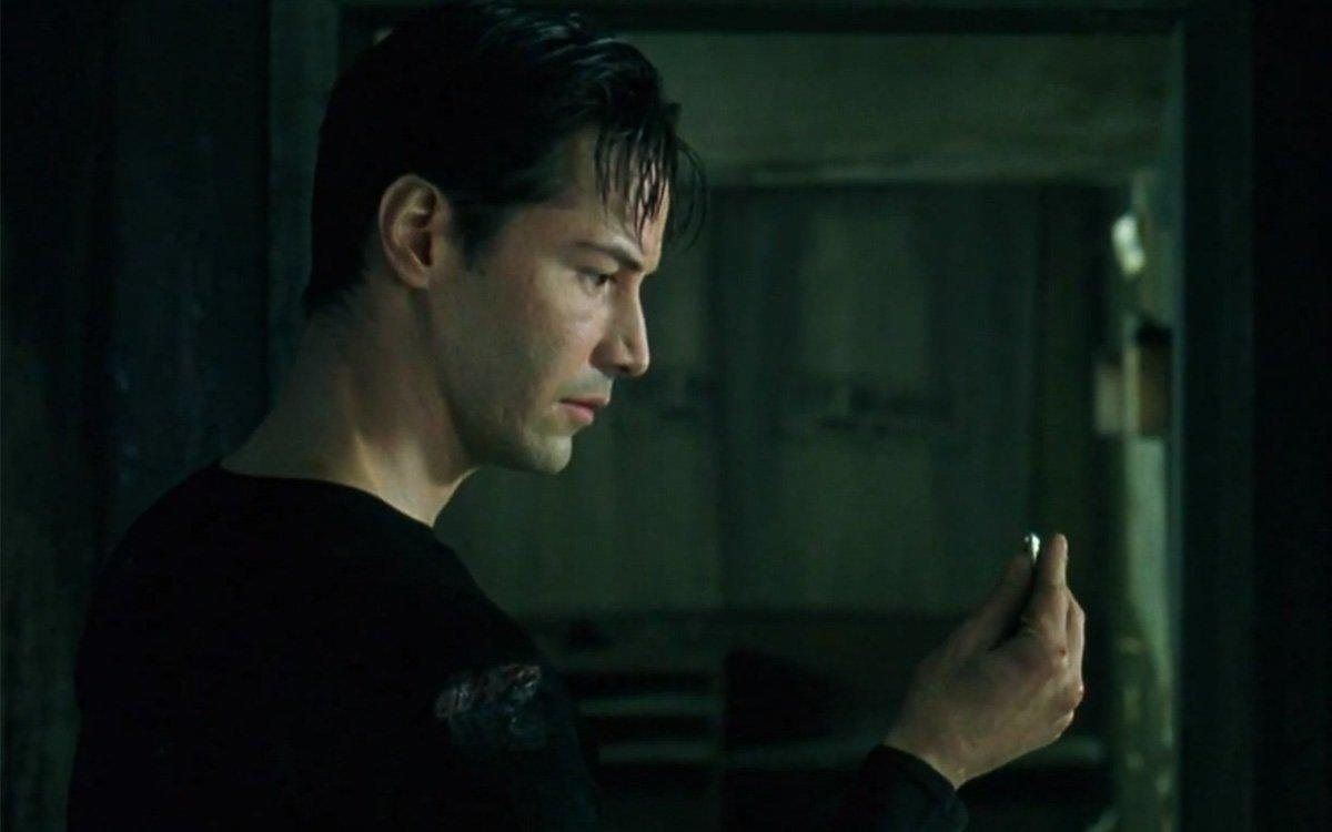 Keanu Reeves Is Neo In The Matrix But Turns Out He Was Low Down
